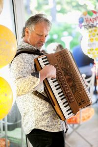 French Accordion Franschhoek